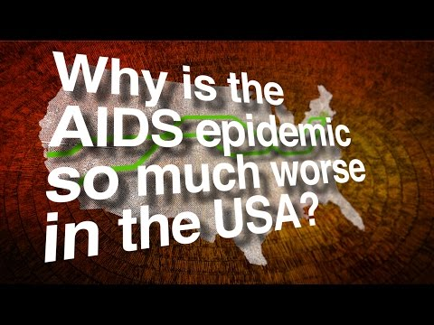 Explained: Why is the AIDS epidemic so severe in America?