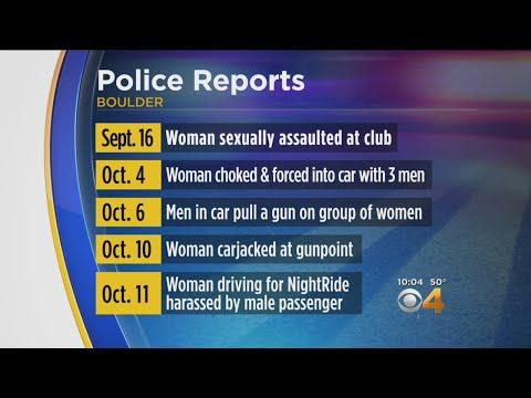 Recent String Of Violent Incidents In Boulder Raises Concern