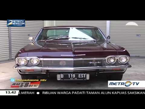 RE Garage Bengkel Restorasi Mobil Retro Klasik Jakarta