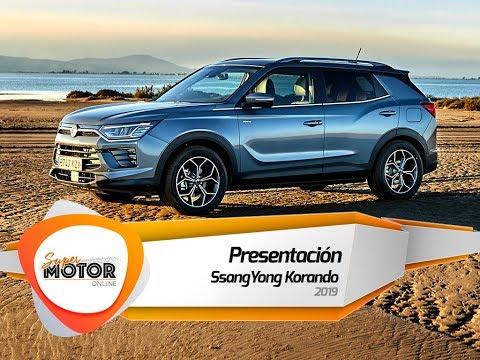 Presentación del nuevo SsangYong Korando 2019 / Toma de contacto / Supermotoronline.com
