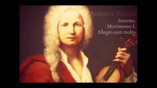 Antonio Vivaldi - Inverno, Movimento I. Allegro non molto