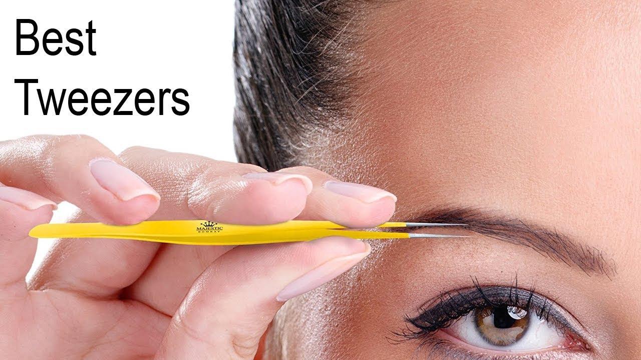 Best tweezers for facial hair