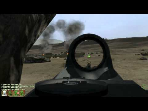 Arma 2 short: Takistan Civil War, Operation: Romper Stomper