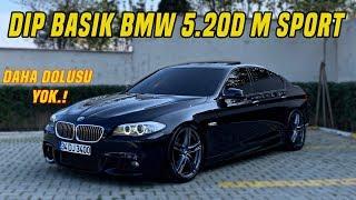 BMW F10 5.20D M SPORT | ÖZEL SİPARİŞ BMW F10