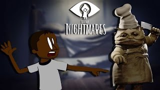 [ LIVESTREAM ] LITTLE NIGHTMARES GAMEPLAY FULL WALKTHROUGH