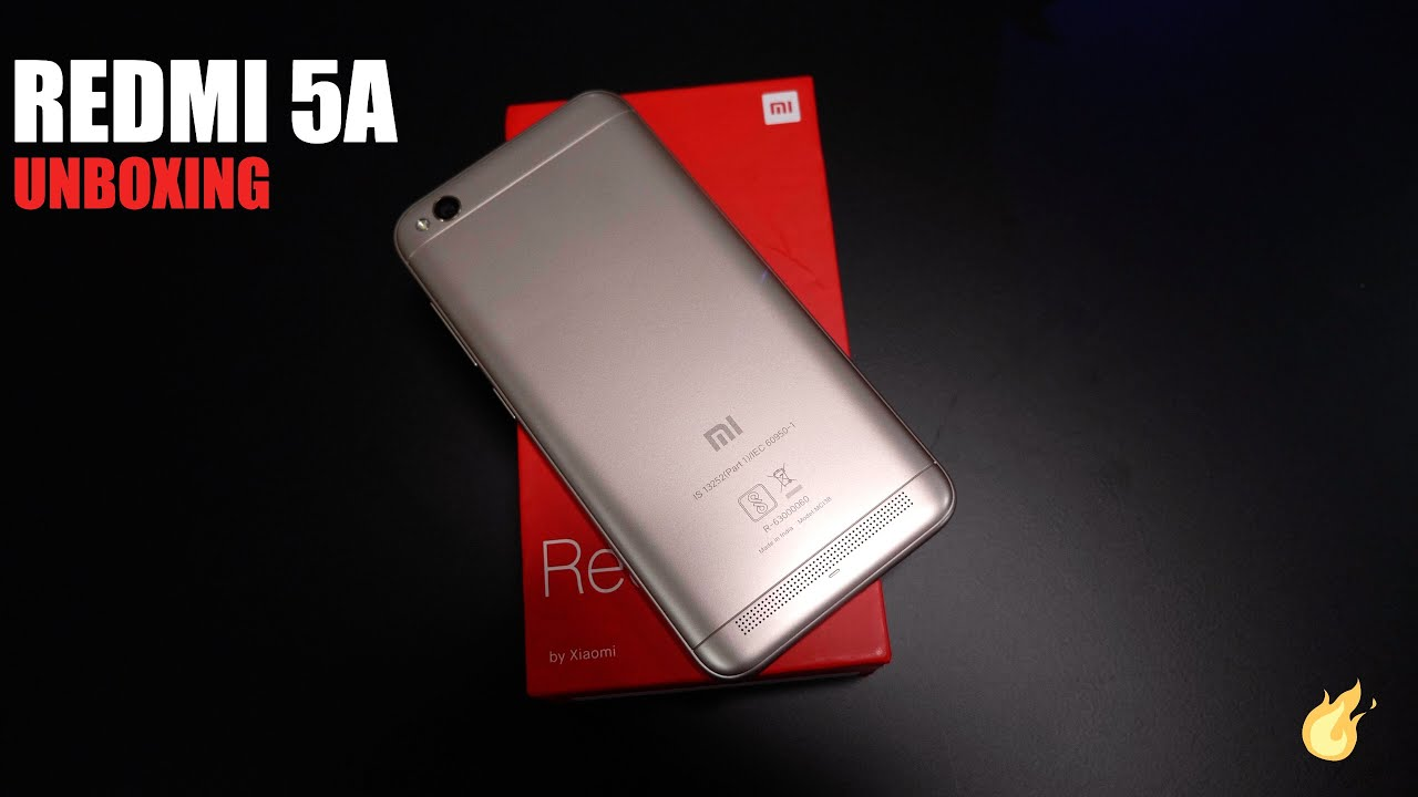 Xiaomi Redmi 5A 32GB