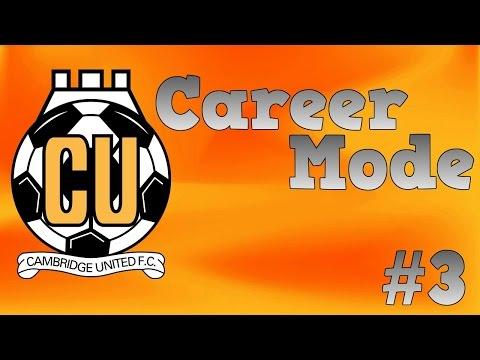 Fifa 16 - Career Mode - Cambridge United - Episode 3 - Can't Score !!!!