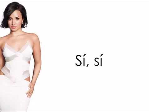 Demi Lovato - Yes (Traducida al español)