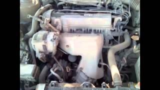 Toyota Carina ED 1994 г. 1.8L 4S-FE(, 2016-01-30T08:59:38.000Z)