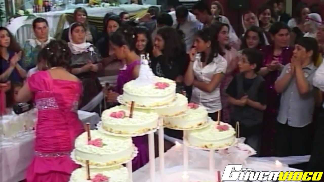 Kurdische Hochzeit 09 07 11 Sehnde Bedil Ahmedcan Guvenvideo