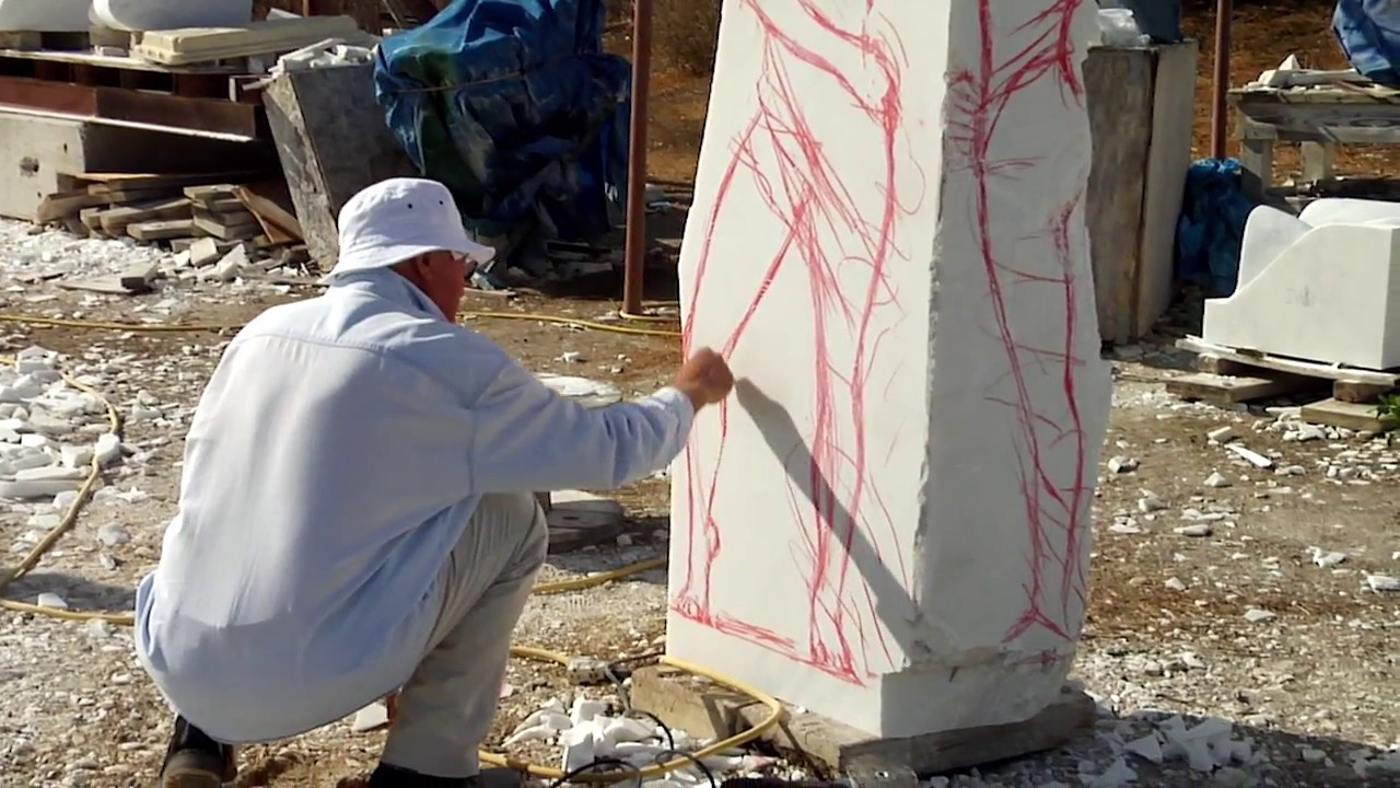 The Making of a Marble Sculpture: See Every Stage of the Process, from the Quarry to the Studio