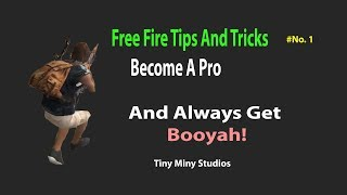 √Free Fire Tips and Tricks to Become a Pro | Read Description!!! | White Magma Gaming
