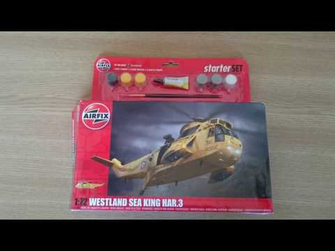 1/72 Airfix Westland Seaking HAR 3