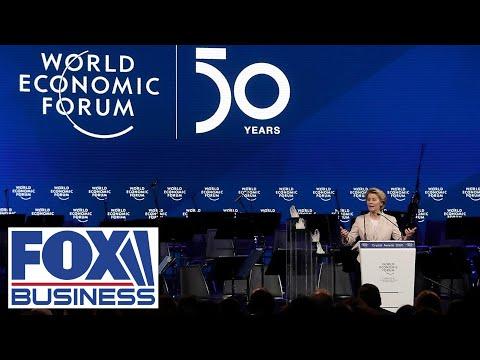 Will Davos Summit World Leaders Aim To Copy Trump's Economy?