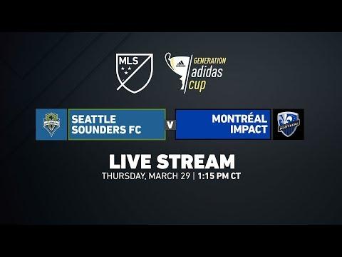 Seattle Sounders vs Montreal Impact - Premier Division | 20…