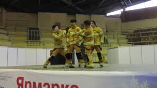 Шоу Fireman в Хабаровске1