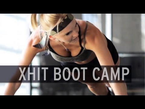 Military Boot Camp Workout