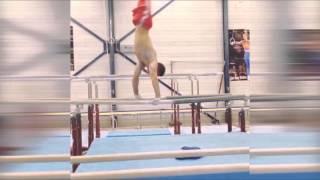 Обзор мужской спортивной гимнастики в Instagram - 2015