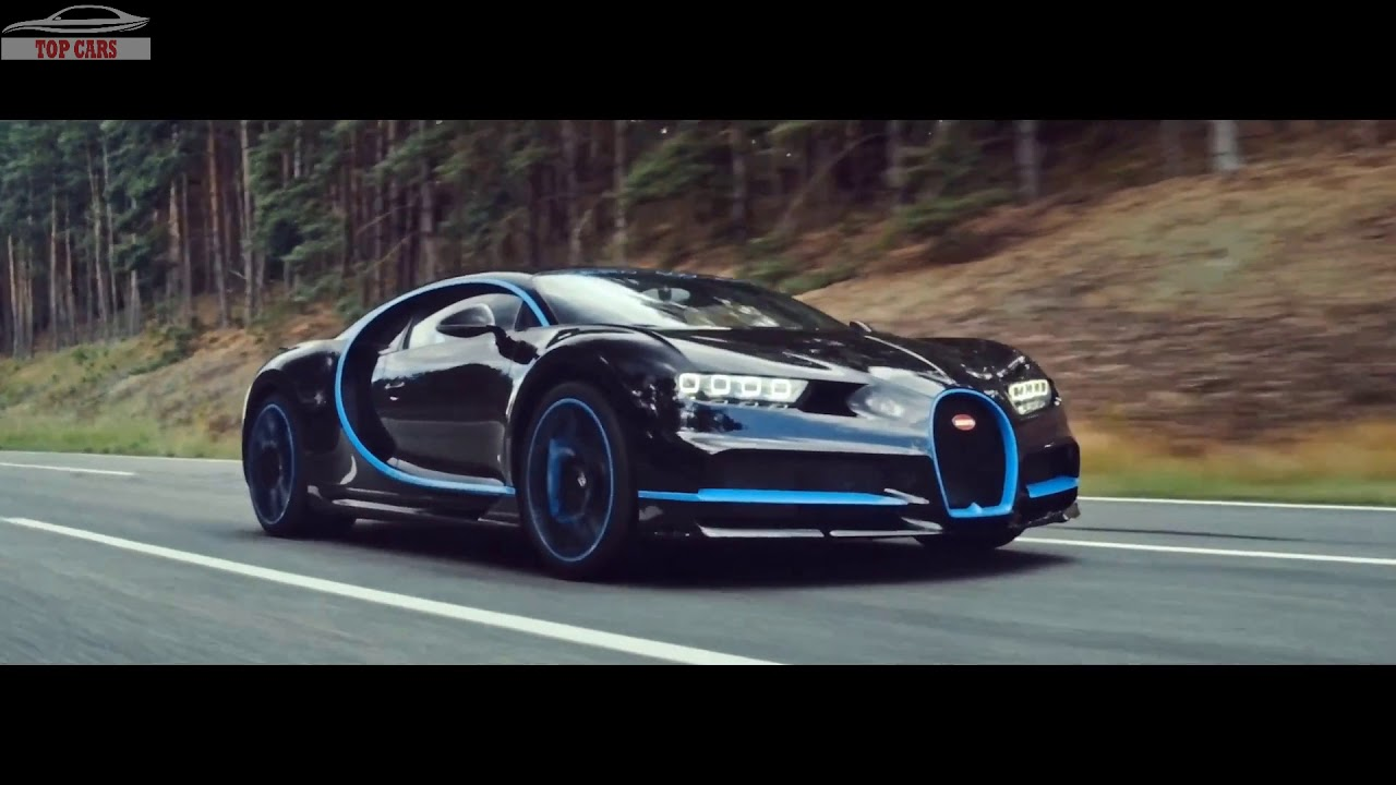 Top Cars]: BUGATTI Chiron SPEED TEST - WORLD RECORD - YouTube