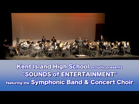 "Kent Island High School ""Sounds of Entertainment"" v2  10 17 2018"