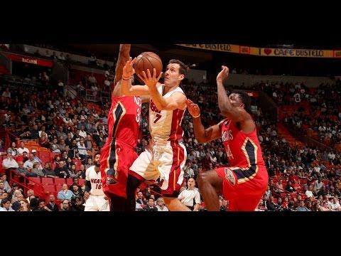 New Orleans Pelicans vs Miami Heat Full Game Highlights! | March 15, 2017 | NBA Regular Season