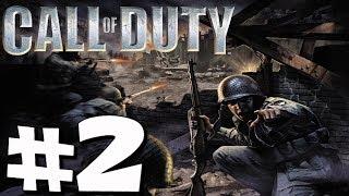 Call of Duty Прохождение #2 Самоходные зенитки