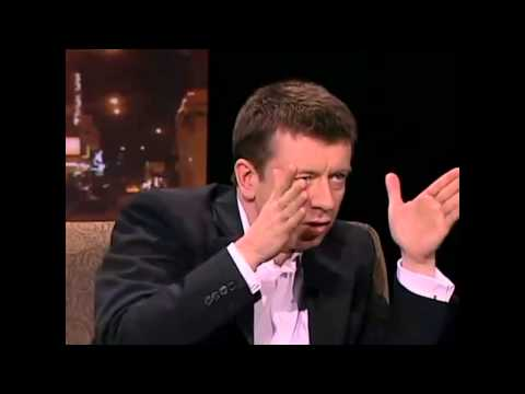 Peter Morgan on 'Frost/Nixon' and 'The Queen'