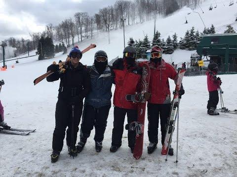 Seven Springs Ski Trip - 2017