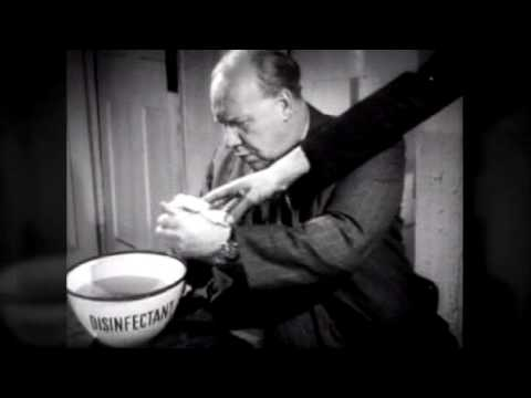 Post-Blitz Clydebank: Don't Spread Germs (1948)