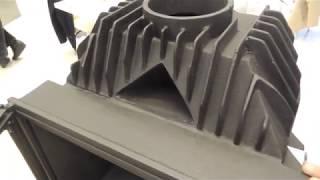 видео Характеристика каминного отопления