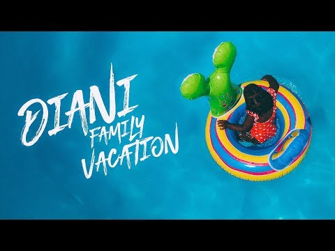Tips on VACATIONING with KIDS 👶🏾👧🏾 (A Diani SGR Story)