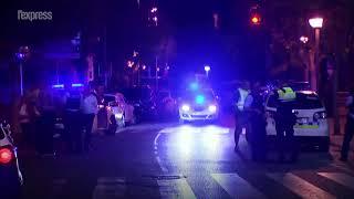 Double attentat en Espagne: au moins 13 morts, une centaine de blessés