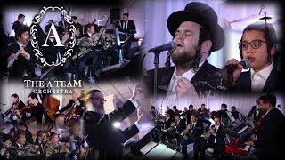 Shmueli Ungar & Wonder Child Shulem Saal - Rachamono & Mi Bon Siach - A Team Orchestra