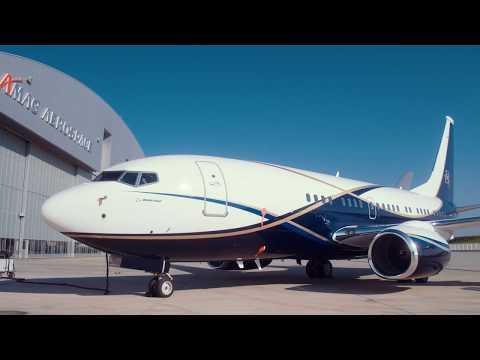 Creating the BBJ Demonstrator at AMAC Aerospace
