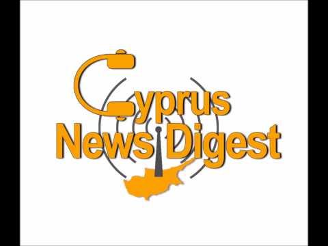 Cyprus News Digest 19 June 2014