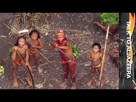 Talk to Al Jazeera - Murder in the Amazon: Brazil's natives under threat