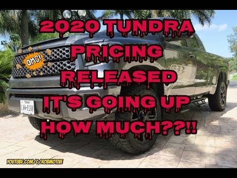 2020-toyota-tundra-pricing-released!