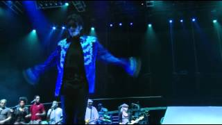 Michael Jackson последняя репетиция
