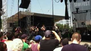 Five Iron Frenzy Live at Soulfest 2012 - Handbook for the Sellout