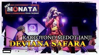 Download KARTOYONO MEDOT JANJI - DEVIANA SAFARA - NEW MONATA - LIVE DIANA RIA - FULL HD