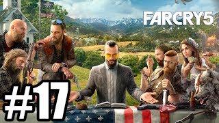 BĄDŹ PRZEKLĘTY JOHN'ie SEED! - Let's Play Far Cry 5 #17 [PS4]
