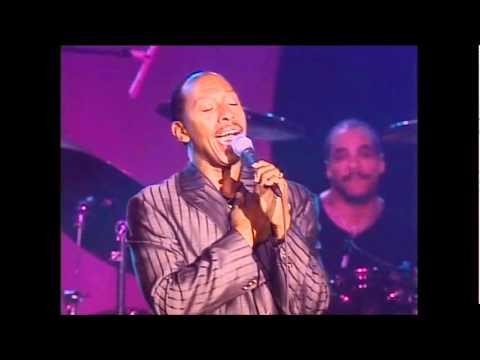 Jeffrey Osborne - ON THE WINGS OF LOVE (Live)