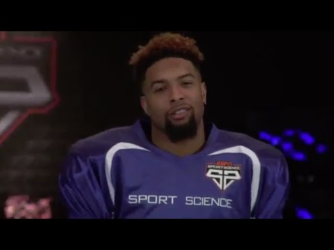 Thumbnail: Sport Science Odell Beckham's one handed grabs