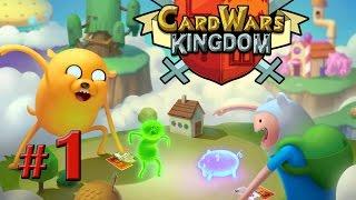 НОВЫЕ КАРТОЧНЫЕ ВОЙНЫ! - Card Wars Kingdom - #1