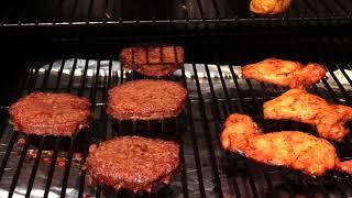 Having Fun with my new Z Grills! - I Heart Recipes