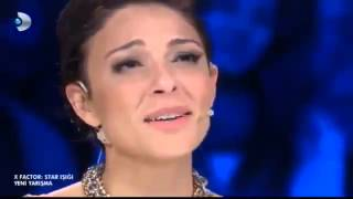 Ferah Zeydan   Aşk   X Factor Star Işığı Performansı