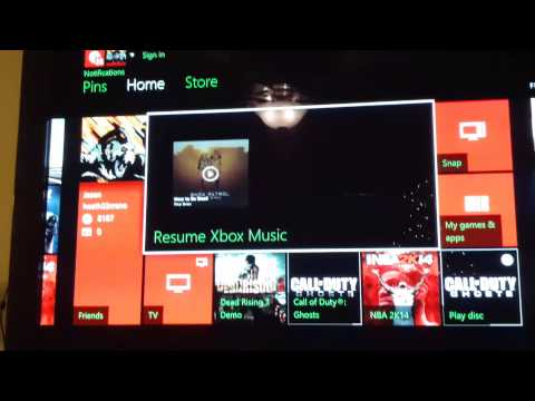 Stream music from phone on Xbox One