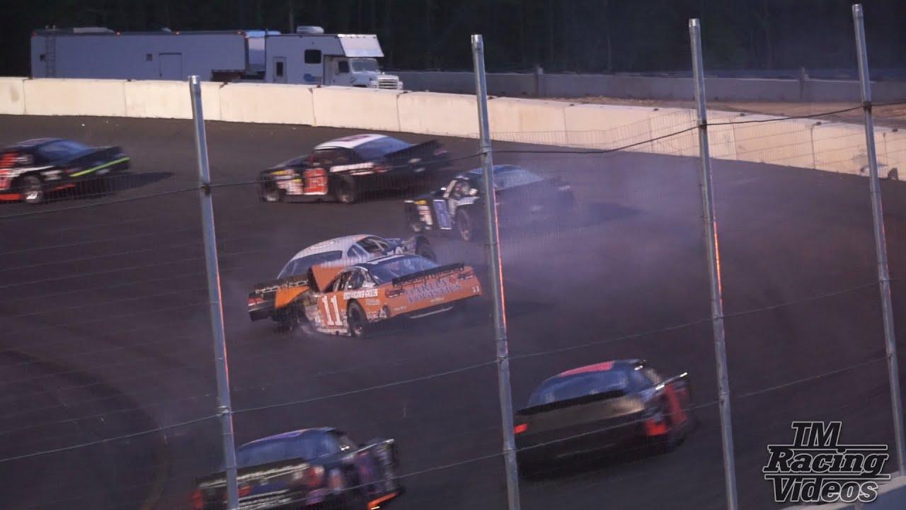 Dominion Raceway - 5/7/16 - Video Clips - YouTube