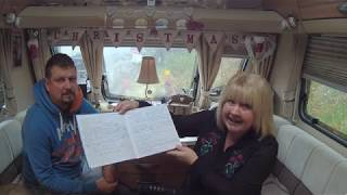 Towing a caravan to Spain winter travel plans 2018