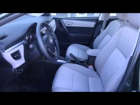 2014 Toyota Corolla Le Entune Audio System Youtube